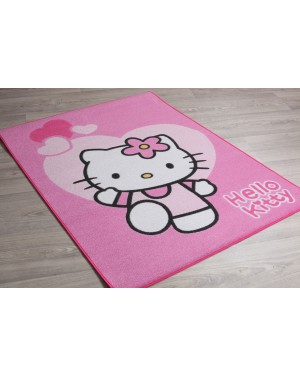 Lasten matto HELLO KITTY LOVE